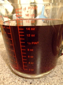 Sloe Gin from 2010